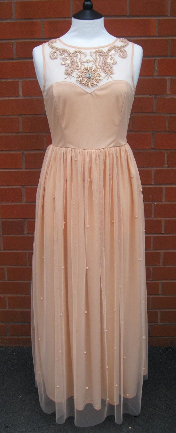 Gatsby Wedding Dress Etsy - Affordable Pink Wedding Dresses