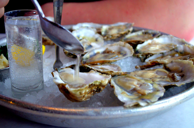Jax fish house oyster bar august 5 chris 39 corner for Jax fish house kansas city