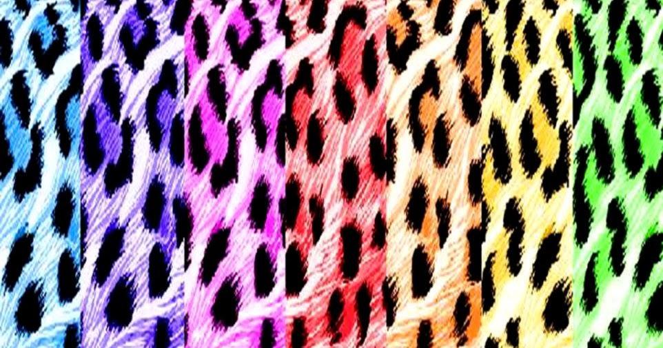 Tiger Print Wallpaper Best Wallpaper Hd
