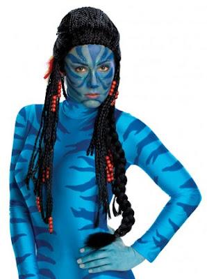 fantasia feminina Avatar