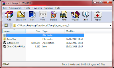 Penginstalan WinRAR x64 (64 bit) v4.11 Final + KeyReg
