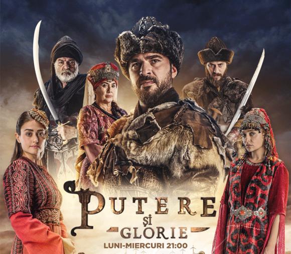 Putere si glorie Episodul 10 din 7 Decembrie 2015 Online