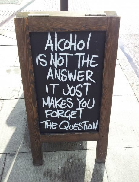 Shurweys pizarras de bar esos grandes tuitstars - Pizarras de bar ...