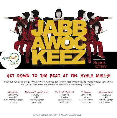 Jabbawockeez Series of Shows