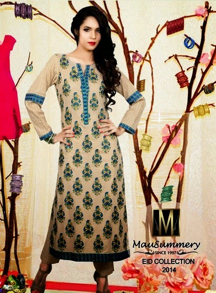 Ready To Wear Eid Dress Collection 2014