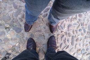 Andando, andando......... juntos