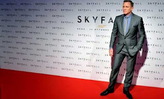 New Bond film 'Skyfall' tops box office