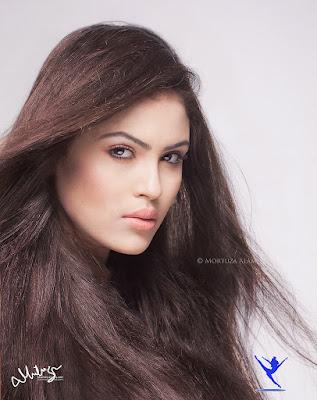 Bangladeshi model Trino