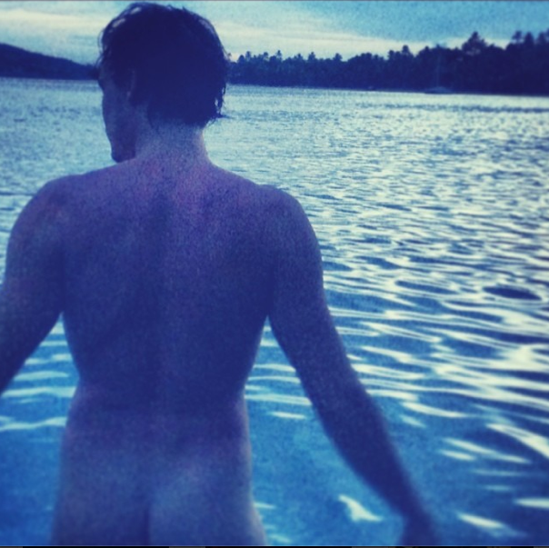 Tyler Blackburn naked