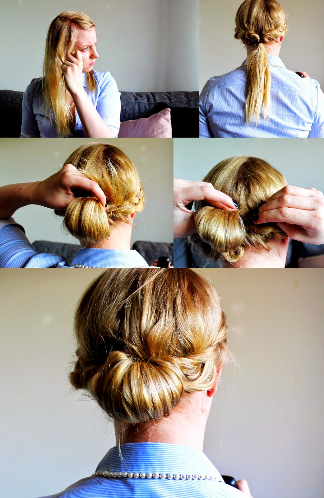 DIY Game of Thrones braid #2 | Alinan kotona blog