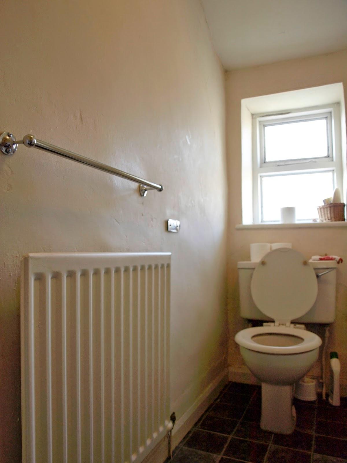 Mama Elfs Hut Bathroom Remake TaDah - Bathroom remake