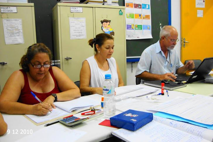 CONSELHO DE CLASSE - 09/12/2010
