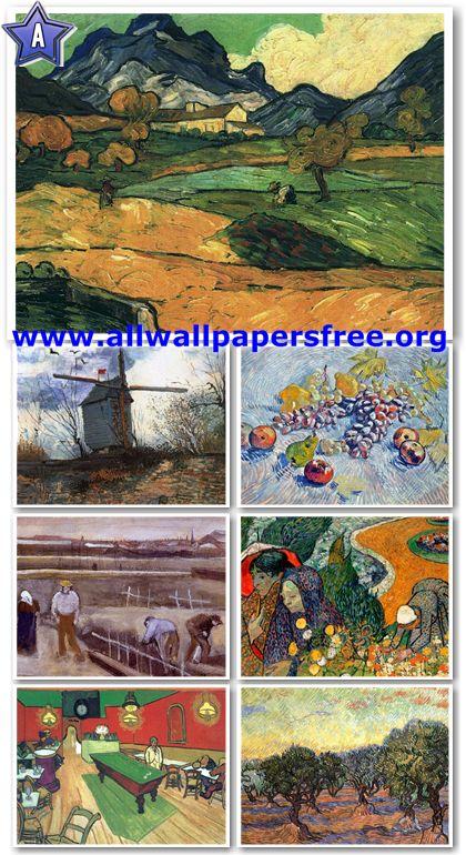 200 Amazing Vincent Van Gogh Artworks [Up to 7500 Px] [Set 2]