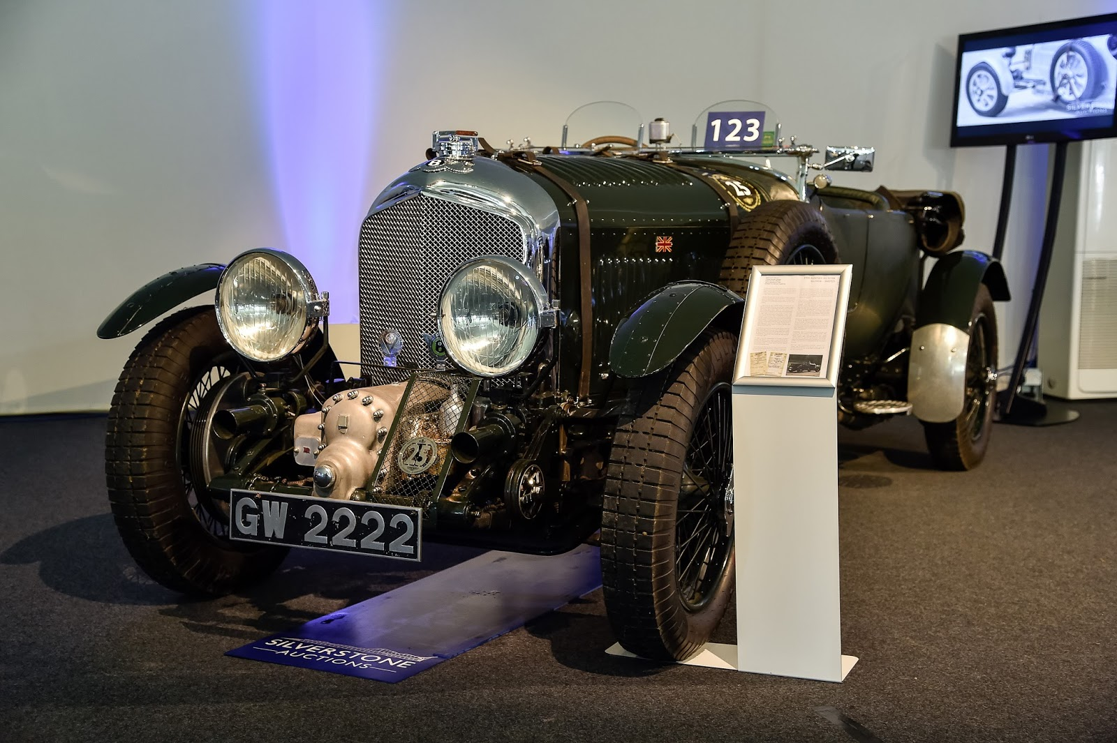 Salon Prive 2014 – Bentley