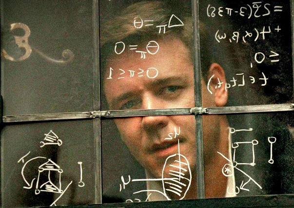 a beautiful mind cinematography Cinematographer roger deakins (the man who wasn't there) missteps  initially, washing  ron howard has delivered his masterwork in a beautiful  mind a.