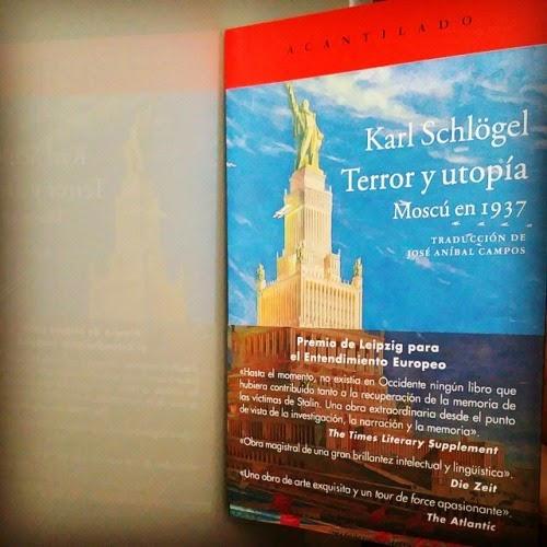 terror y utopía,