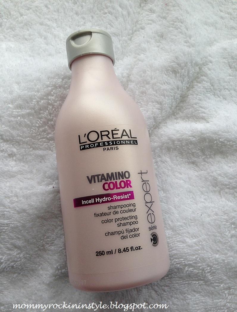 loreal vitamino color shampoo 250 ml