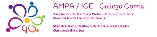 AMPA/IGE GALLEGO GORRIA