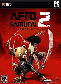 Afro Samurai 2 Revenge of Kuma of Volume One-CODEX Terbaru 2015 cover