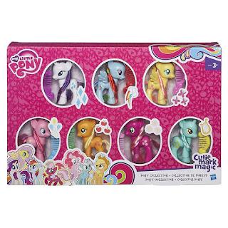 MLP Cutie Mark Magic Pony Collection