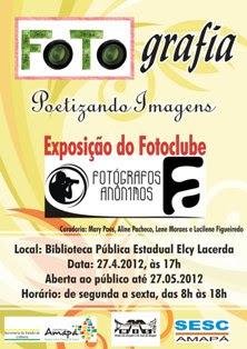 2ª Exposição: FotoGrafia