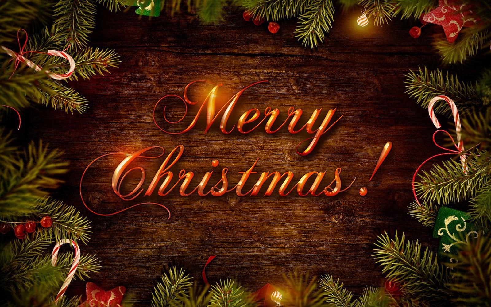 merry-christmas-1680x1050-wooden-board-theme-green-leaf-template.jpg