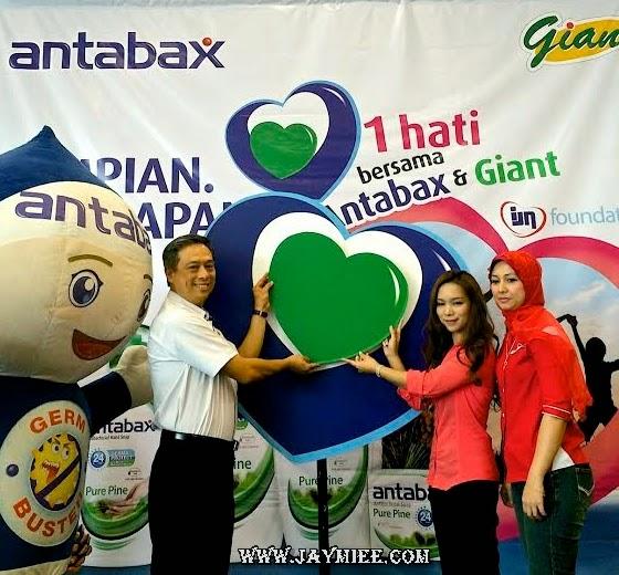 1 hati bersama antabax dan giant