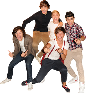 Imagen One direction Png