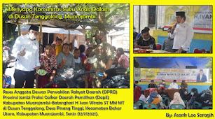 "Laporan Khusus Reses H Ivan Wirata, Dari Persoalan Jalan Desa Hingga ""WC Terbang"""