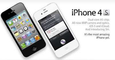iPhone 4s Special Features