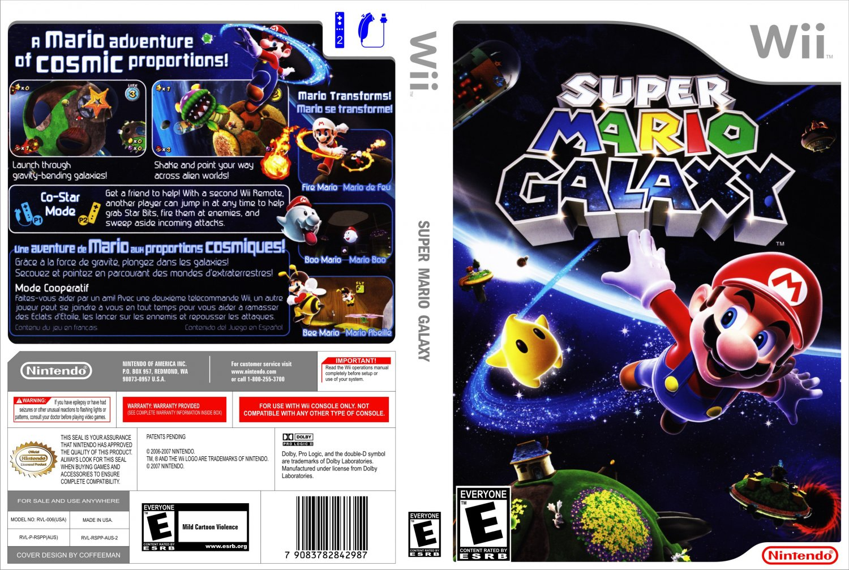Super Mario Galaxy 3 Wii U Nintendo NX release date