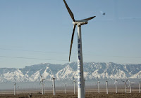 China is now investing heavily in green industries such as wind power. (Image Credit: Kaj17 via Flickr) Click to Enlarge.
