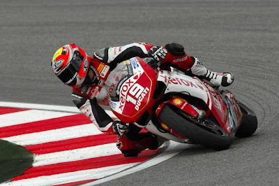 Rider Moto2 Xavier Simeon