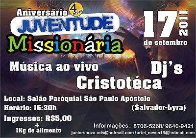 Festa de Aniversário da JM do Salvador Lyra em Maceió/AL