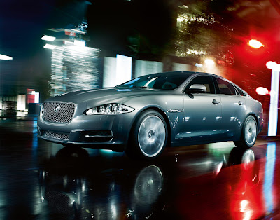 2011 Jaguar XJ Sentinel Wallpaper