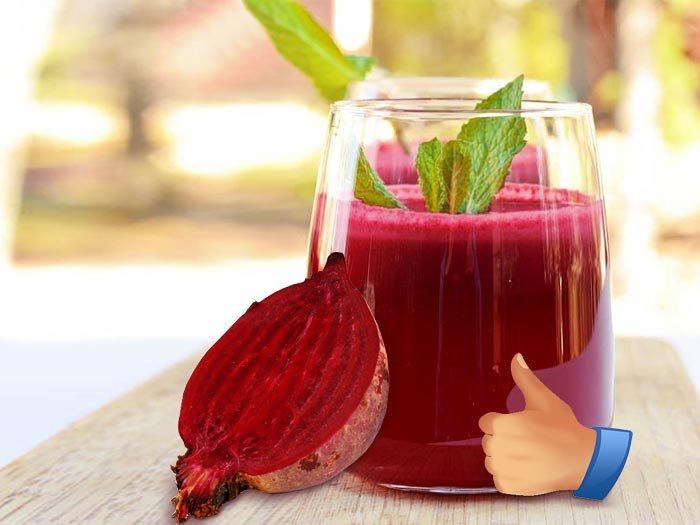 Health Benefits of Fresh Beet Juice