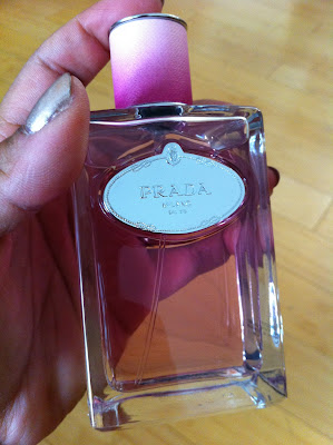 Wake Up And Smell Prada's Infusion de Rose