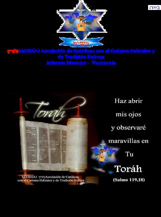 SINJA TORAH EN EL JUDAISMO Y CRISTIANISMO