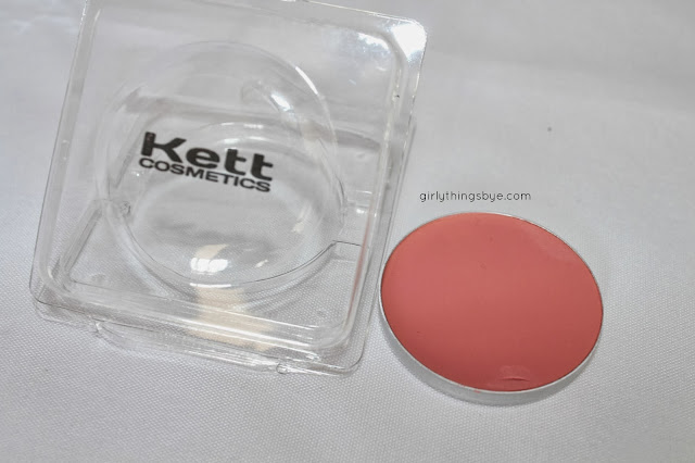 Kett Fixx creme blush pan, daiquiri, girly things by *e*