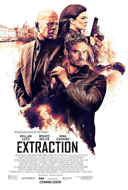 Extraction (2015) tainies online oipeirates