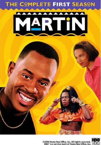 Martin Season 1 (TV Series 1992–1997)