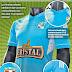 Perú: La camiseta 2013 de Sporting Cristal (Infografía)