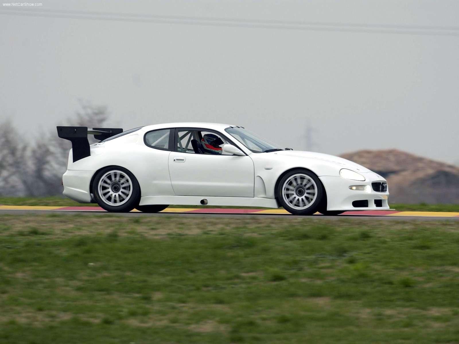 Hình ảnh siêu xe Maserati Trofeo Light 2003 & nội ngoại thất