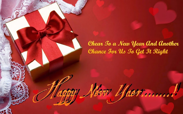 Happy New Year 2016 Greetings Messages