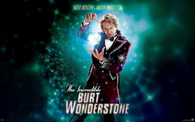 Anton Marvelton - The Incredible Burt Wonderstone