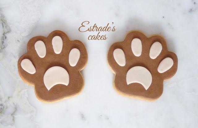 galletas de huellas 1