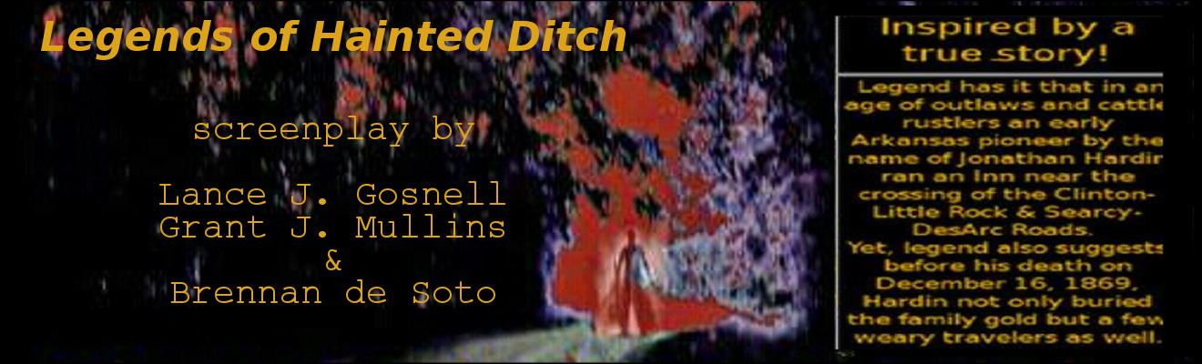 Legends of Hainted Ditch Movie