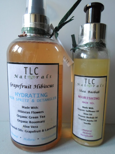 TLC Naturals Hair Care Review