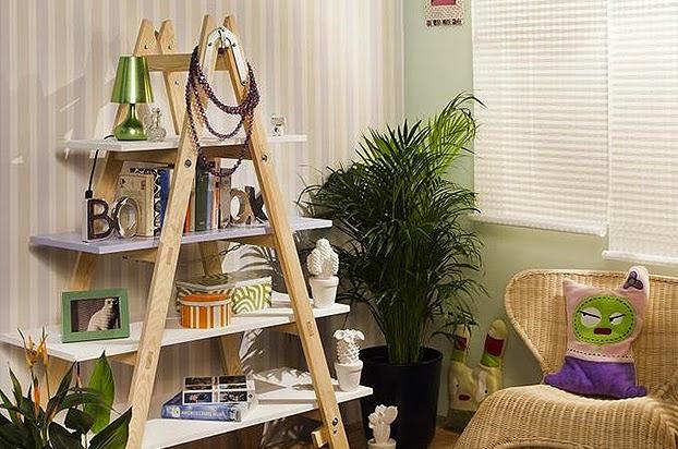 decoracao de sala humilde:Escadas-Salas-decor-casa-cor-decoração-de-salas-pequenas-sala