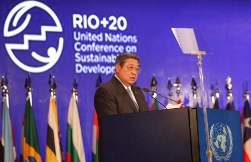 Presiden:  Pembangunan Berkelanjutan Suatu Keharusan